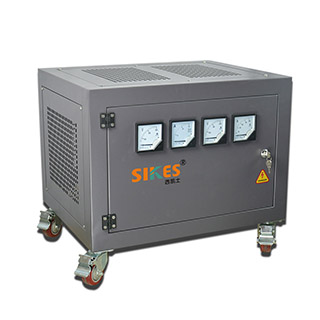 Three phase to single phase transformer (3)