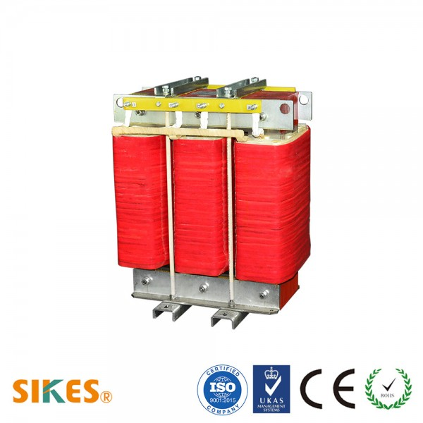 Photovoltaic isolation transformer 55Kva for solar power or wind power transmission
