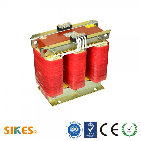 Photovoltaic isolation transformer 8Kva for solar power or wind power transmission